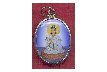 Kuan yin pendant the buddha garden kuan yin pendant aloadofball Gallery