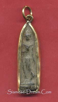 Buddha amulet from thailand sukhothai style the buddha garden buddha amulet from thailand sukhothai style aloadofball Choice Image