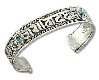 Om Mani Bracelet