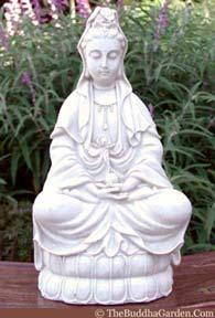 Chinese Goddess Kuan Yin