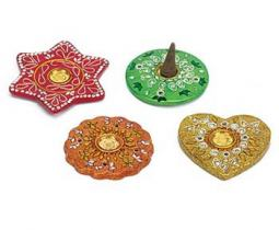 3 Inch Lacquer Incense Burners