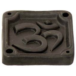 Om Ceramic Incense Burner