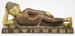 Big Buddha Statue Reclining