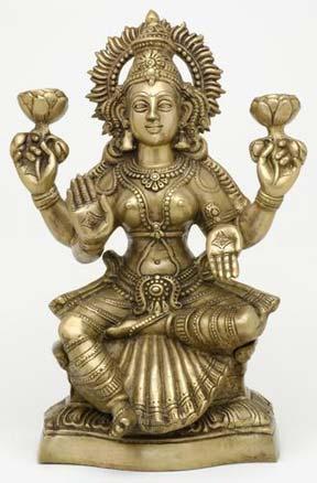 Standing Lakshmi Statue  18 InchesLakshmi Statue