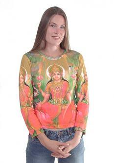 Lakshmi Shirt - Hindu Goddess of Wealth